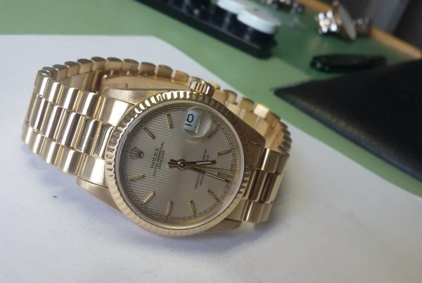 rolex service repair in aberdeen
