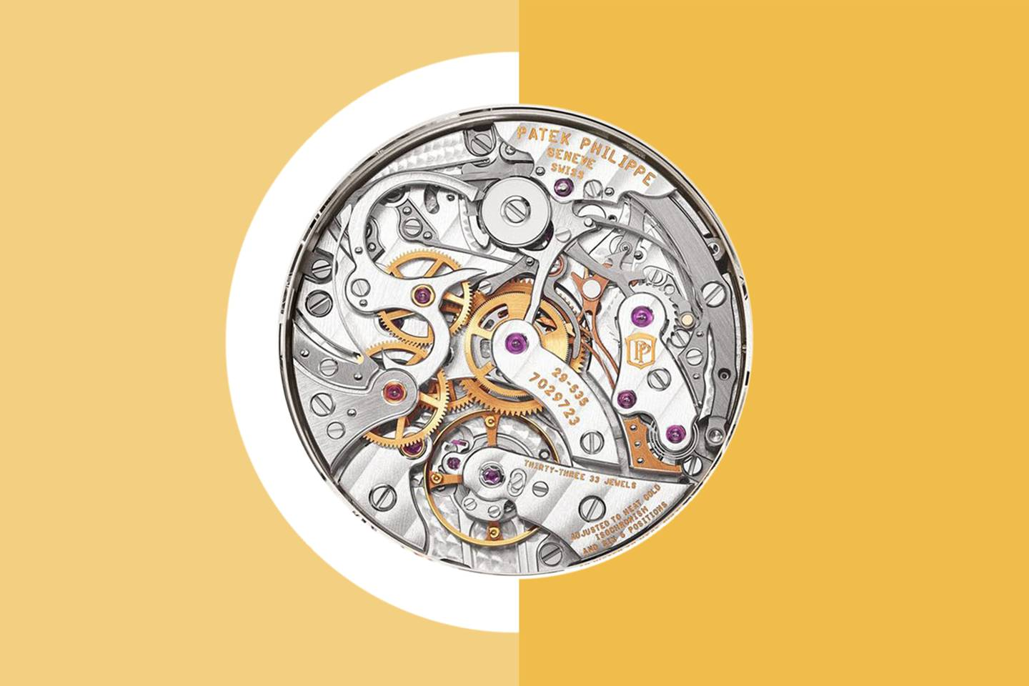what is a watch movement image