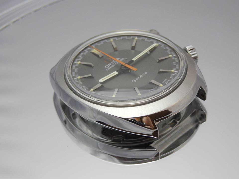 image of calibre omega in edinburgh