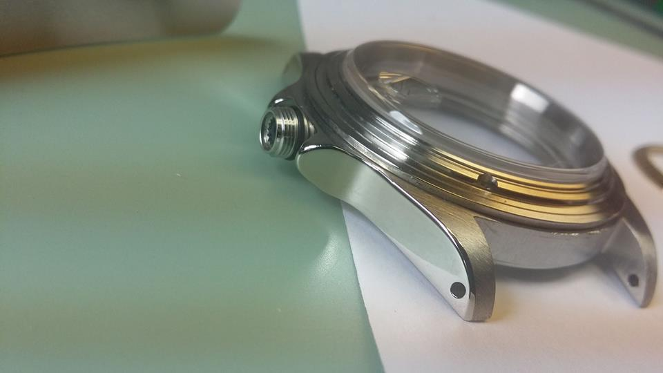 Calibre Polishing